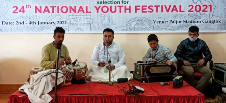 State youth festival starts; winners to represent Sikkim at national