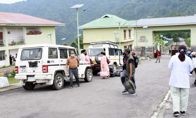 77 persons discharged from ICHAE quarantine centre