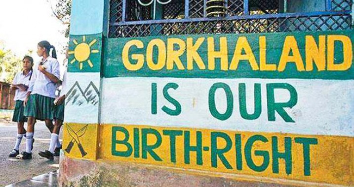Gorkhaland, not the bull's-eye this time