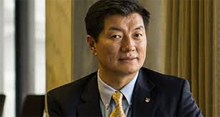 In a first, Sangay invited formally to US State Department