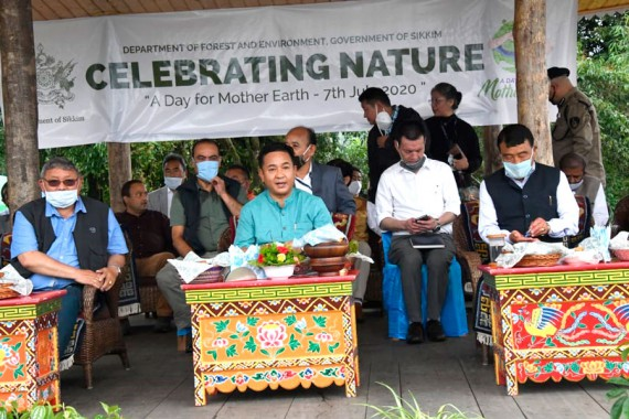 Sikkim celebrates 'A Day for Mother Earth'