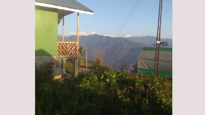 Homestays start operating in Pakyong villages