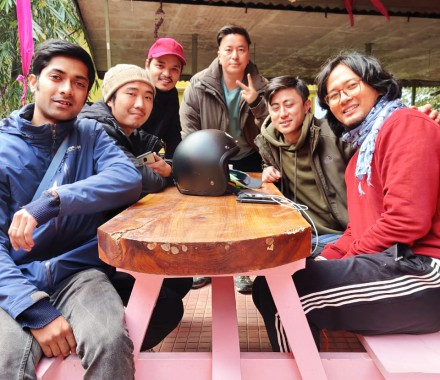 Taba Chake's multi-linguistic musical journey reaches Sikkim