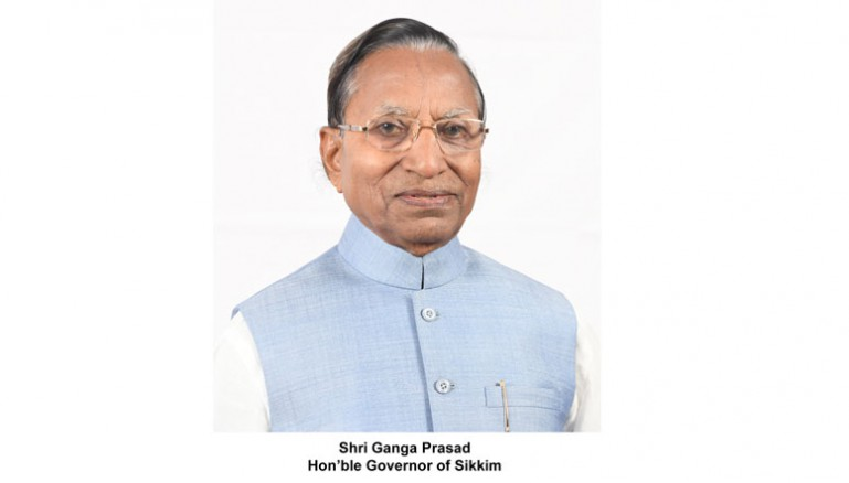 Sikkim has progressed into industrial, service sector: Governor