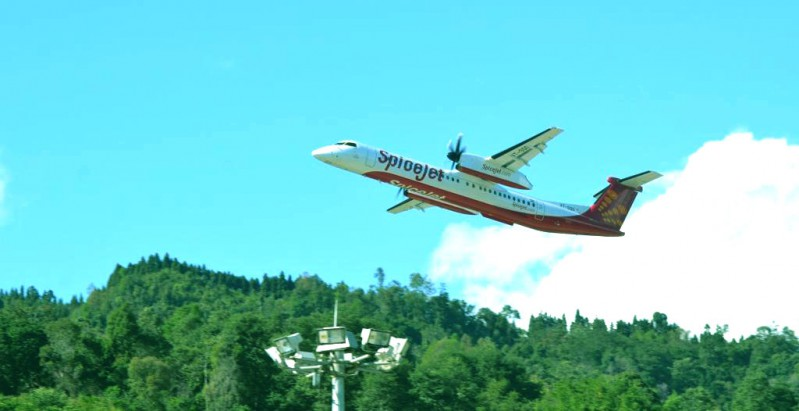 Pakyong Airport Grounded